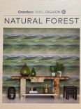 Natural Forest By Grandeco Wall Fashion